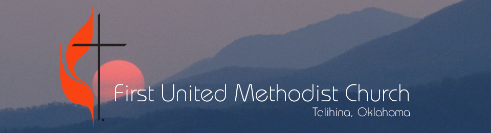 First United Methodist Church, Talihina OK